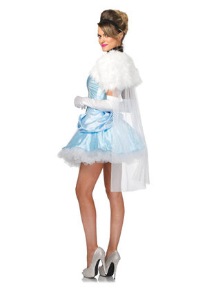 Costume - Slipper-less Sweetie Cinderella Costume
