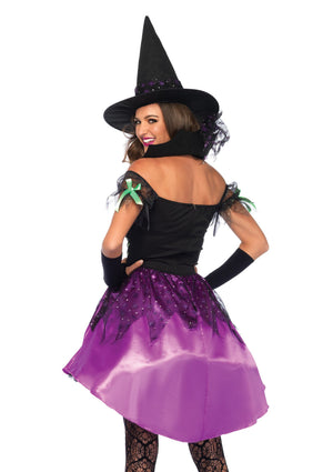 Costume - Spiderweb Witch Costume