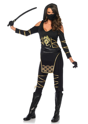 Costume - Stealth Ninja Costume