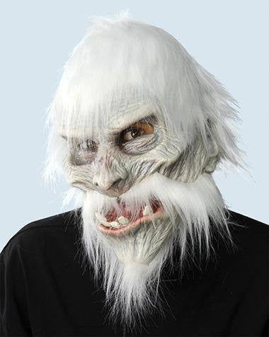 Costume - White Wanderer Mask