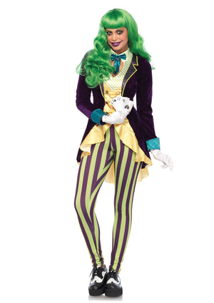 Costume - Wicked Trickster Costume