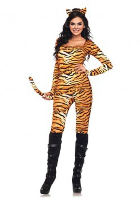 Costume - Wild Tigress By Leg Avenue