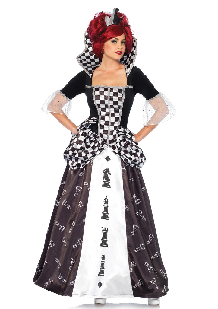 Costume - Wonderland Chess Queen Costume