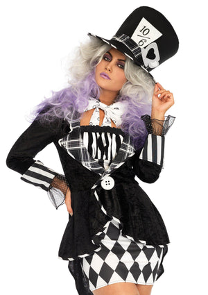 Wonderland Mad Hatter Costume