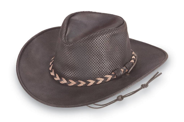 "Hat - Airflow ""Fold Up"" Outback Hat"