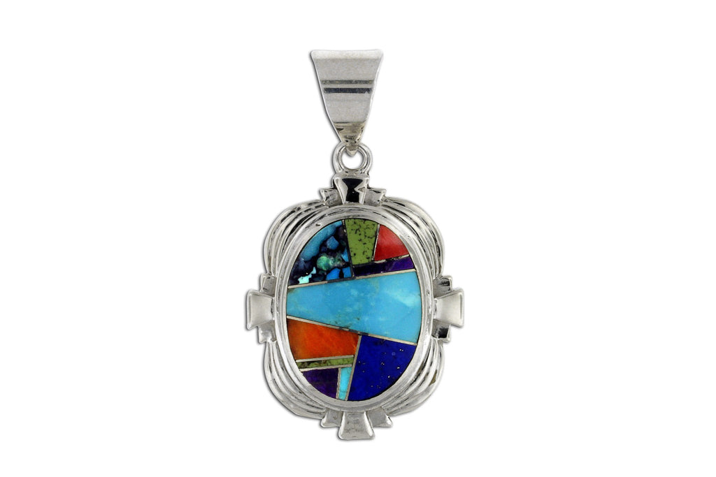 "Jewelry - David Rosales ""Indian Summer"" Pendant"