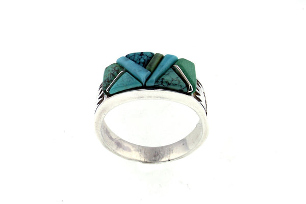 Jewelry - David Rosales Pine Hill Inlaid Ring