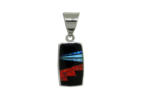 Jewelry - David Rosales Red Moon Pendant