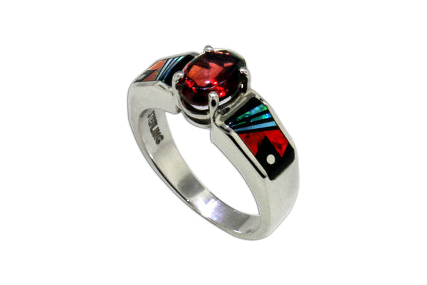 Jewelry - David Rosales Red Moon Ring