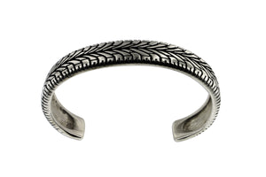 David Rosales Tire Track Bracelet - Native American Jewelry