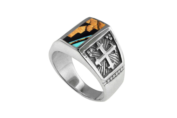 Jewelry - Native American David Rosales Men's Ring