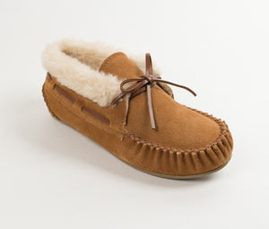 Moccasin - Chrissy Sheepskin Slipper