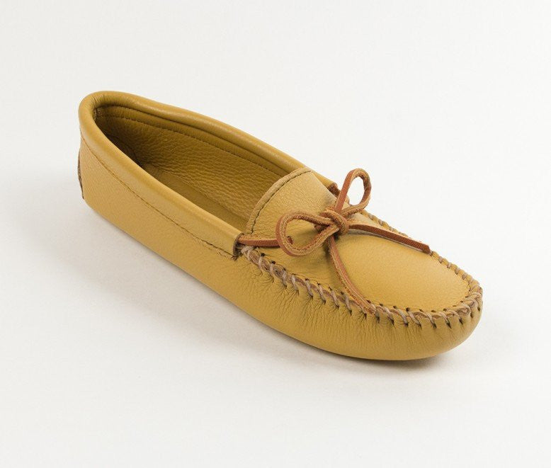 Moccasin - Double Deerskin Softsole