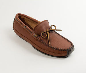 Moccasin - Men's Moosehide Weekend Moccasin In XL