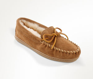 Moccasin - Sheepskin Hardsole Moc (Women)