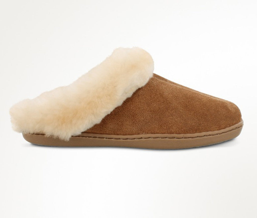 Moccasin - Sheepskin Mule (Women)