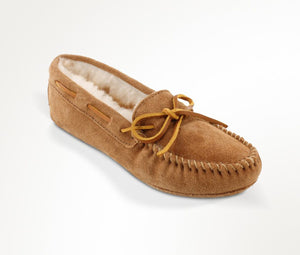 Moccasin - Sheepskin Softsole Moc (Women)