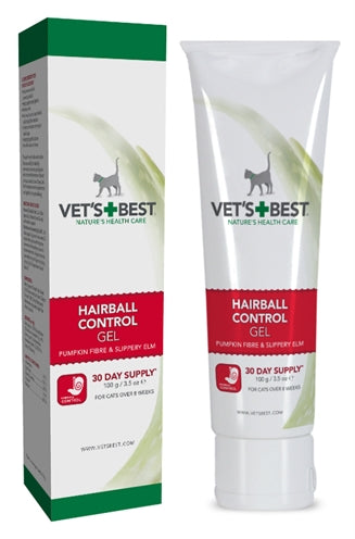 Vets best hairball control gel kat