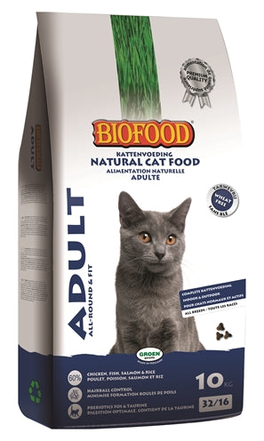 Biofood premium quality kat adult fit