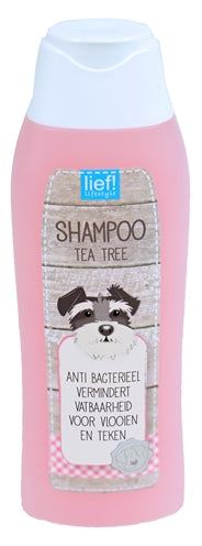 Lief! Shampoo Tea Tree Olie 300 ML
