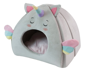 Croci kattenmand iglo fluffy unicorn