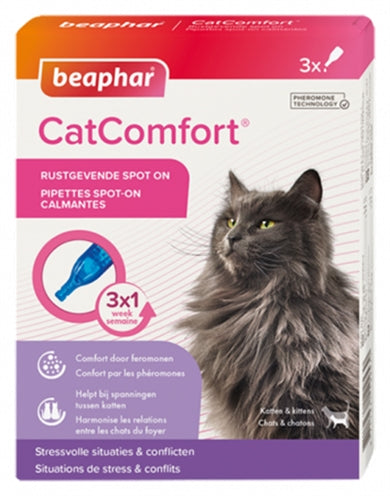 Beaphar Catcomfort Spot On 3 PIP
