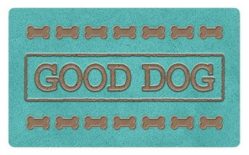 Tarhong Placemat Good Dog Turquoise 48,5X29 CM