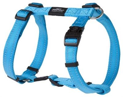 Rogz For Dogs Fanbelt Tuig Turquoise 20 MMX45-75 CM