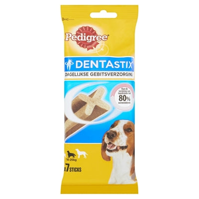 Pedigree Dentastix Medium 180 GR (10 stuks)