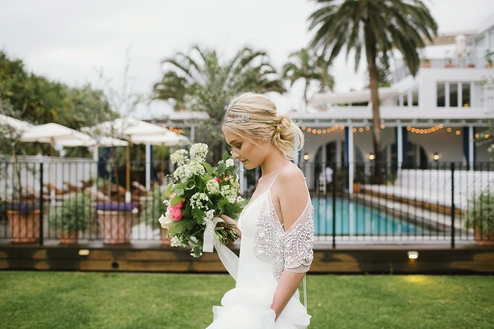 BEACH CHIC WEDDING