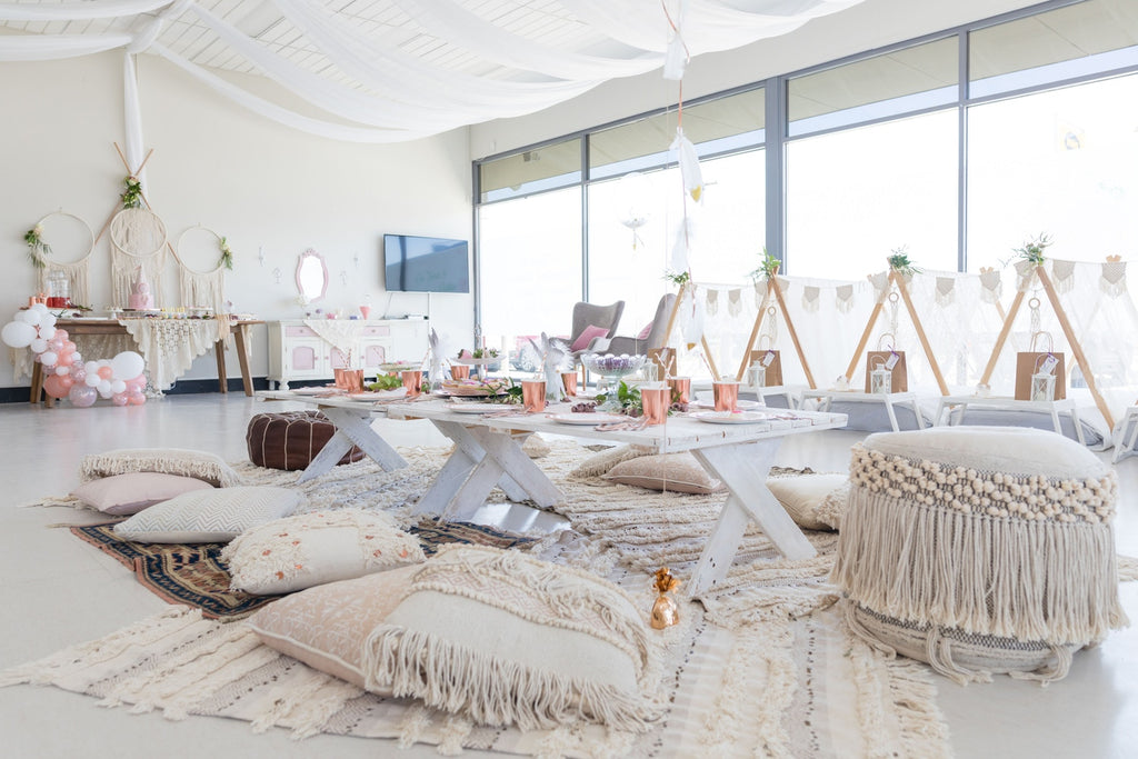 BOHEMIAN DREAM SLUMBER PARTY