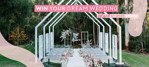 WIN YOUR WEDDING 2018 COMPETITION LENZO JUNE 26, 2018