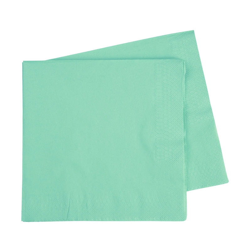 Lunch Napkin - Mint Green