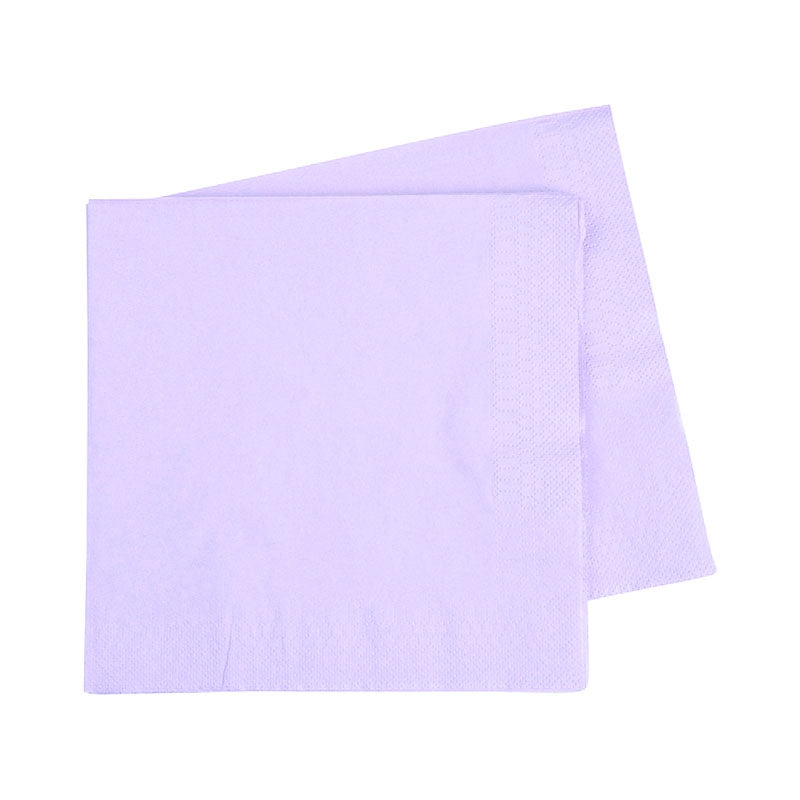 Lunch Napkin - Lilac