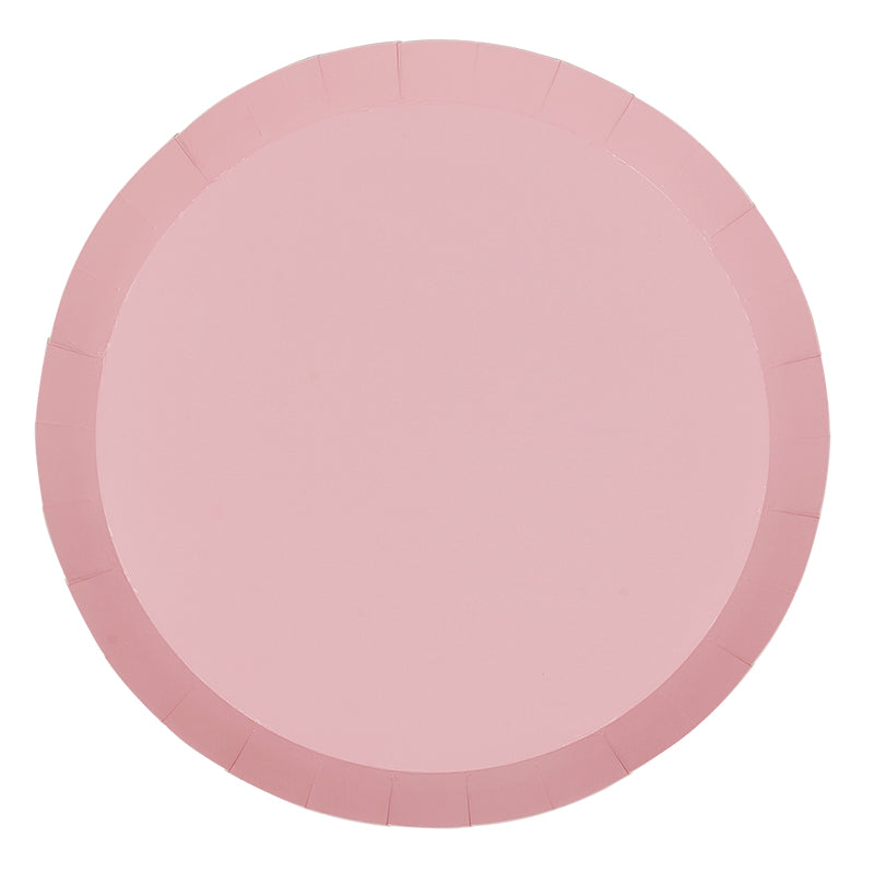 Plates - Pink