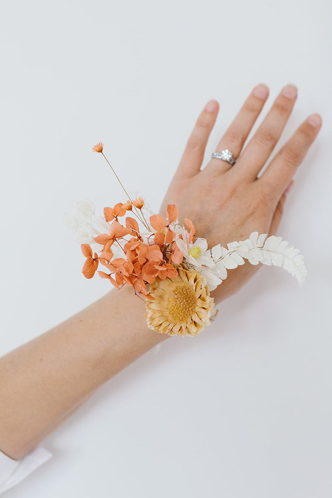 The Boujee Bride Corsage
