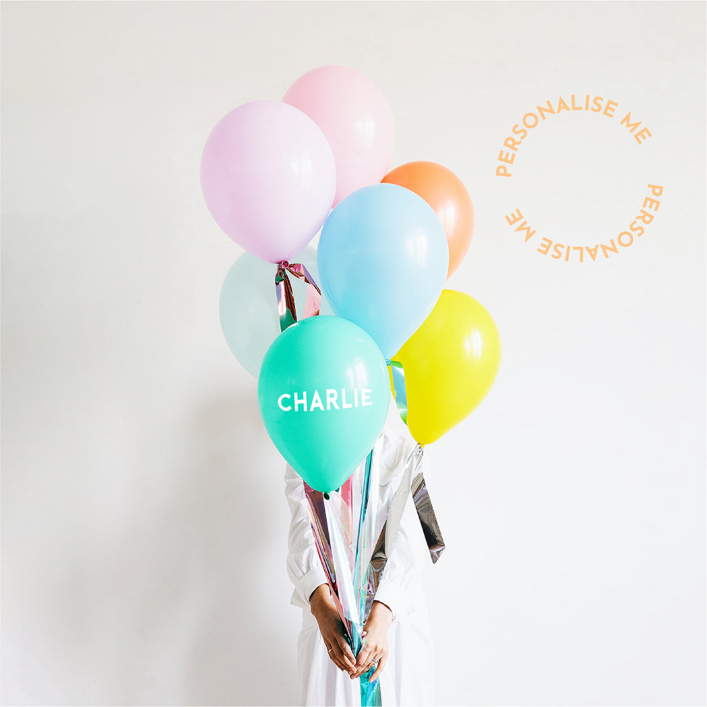 Carnival Balloon Bundle
