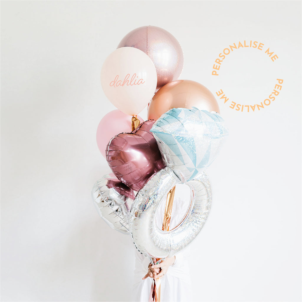 Bridal Balloon Bundle