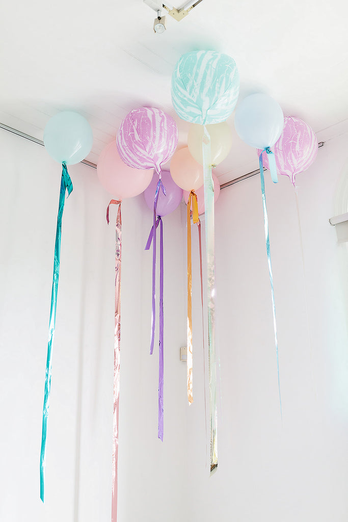 Tie-Dye Trifecta Balloon Bundle
