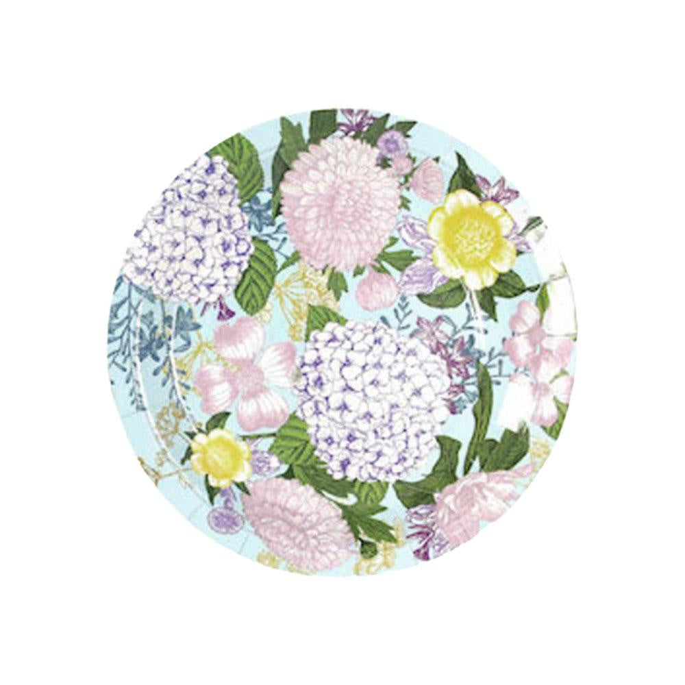 Botanical Plates - Pack of 10