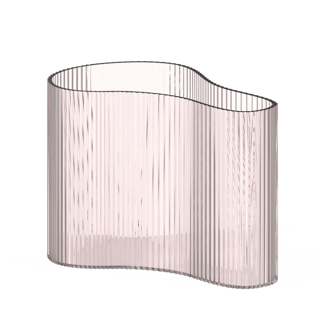 Reed Vase Pink - Small