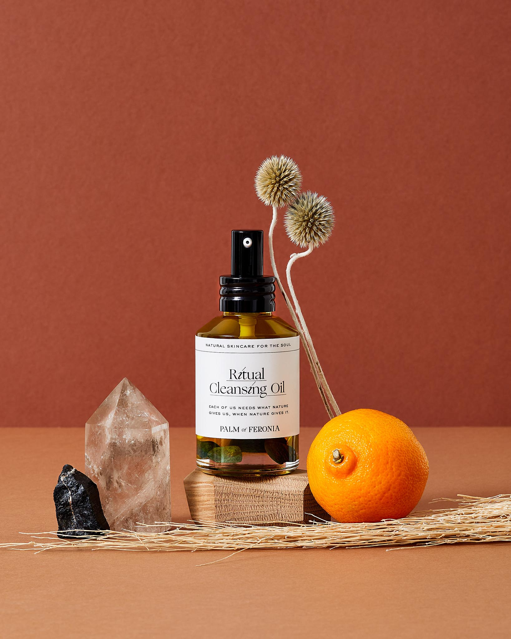 Ritual Cleansing Oil.