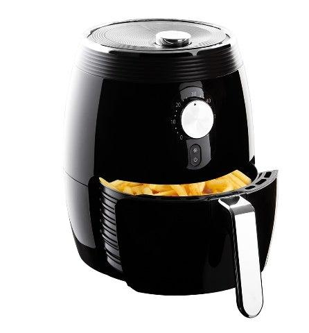 Friteuză Berlinger Haus Friteuza Black Silver Collection Air Fryer