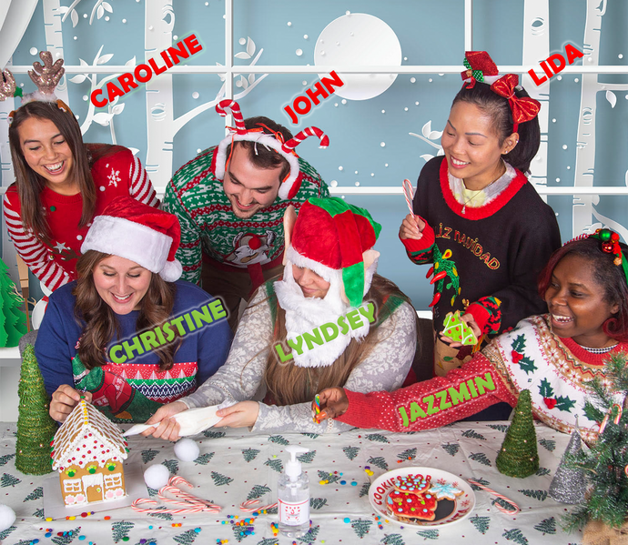Happy Holidays from our team at ECOFREAKS™!