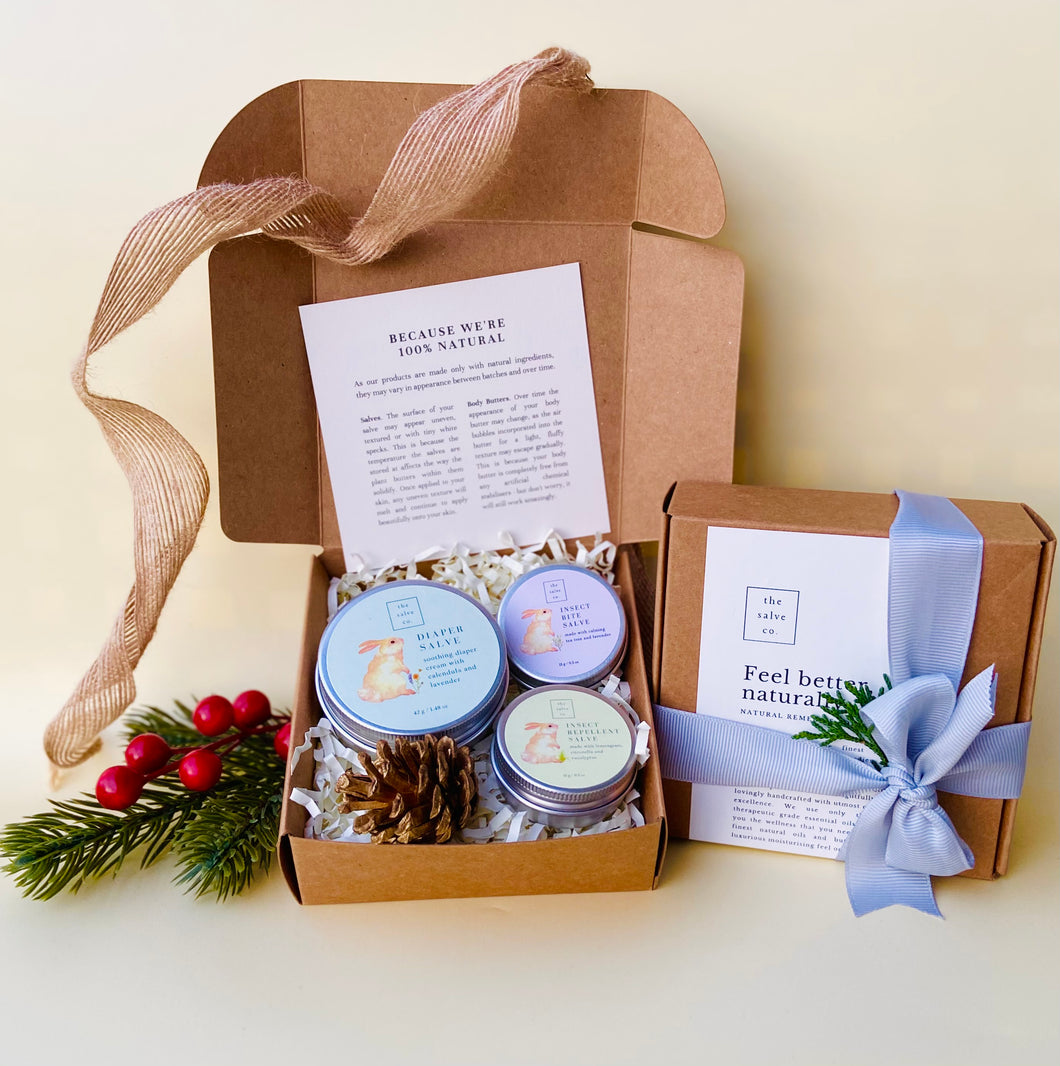 The Salve Co. Baby & Kids Bundle
