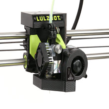Load image into Gallery viewer, Lulzbot HE Tool Head 2.85 mm Hardened Steel .5mm Extruder - 3D Brokkr