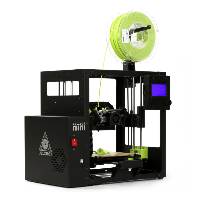 LulzBot Mini v2.0 3D Printer - 3D Brokkr