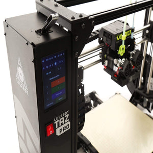 Lulzbot TAZ Pro 3D Printer - 3D Brokkr