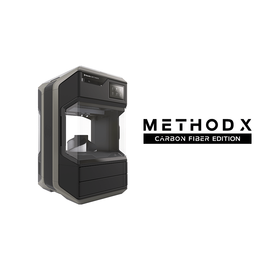 Makerbot Method X Carbon Fiber Edition 3D Printer - 3D Brokkr