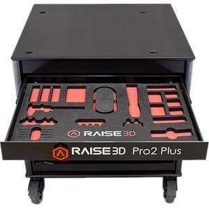 Raise 3D Pro 2 Plus  Series 3D Printer Cart - 3D Brokkr